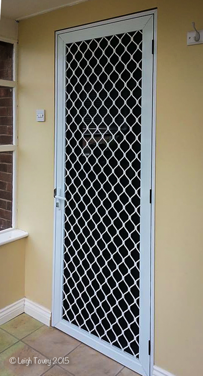 Charmant Security Flyscreen Doors2